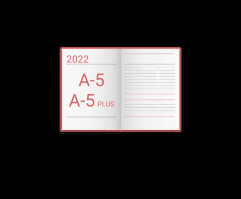 Kalendarz wg. formatu A5 i A5 Plus