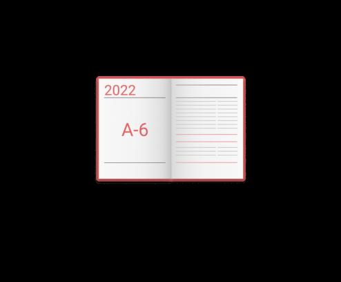 Kalendarz wg. formatu A6