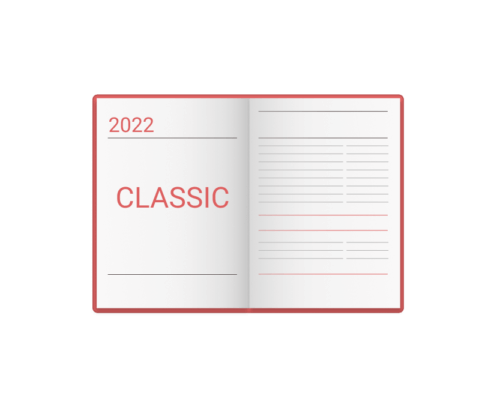 Kalendarze wg. typu - Classic